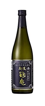 越後鶴亀 ワイン酵母仕込み(純米吟醸)